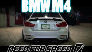 BMW M4 **CAR PORN** | #NFSCars, Need for Speed, video game