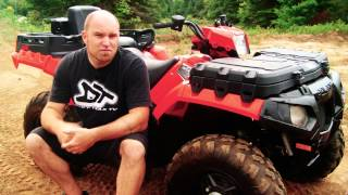 4. ATV Test Ride: 2012 Sportsman X2 550 EFI