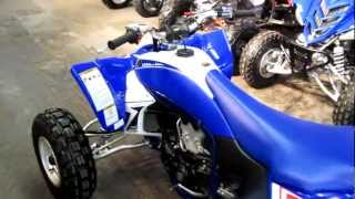 8. 2010 Yamaha YFZ450X Bill Ballance Edition