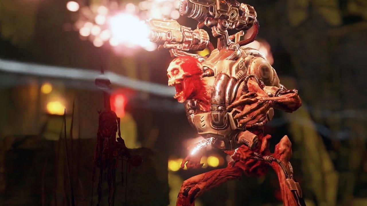 DOOM – Teaser Trailer (E3 2015) #VideoJuegos #Consolas