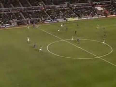 Muy buen gol marcado al Aston Villa
