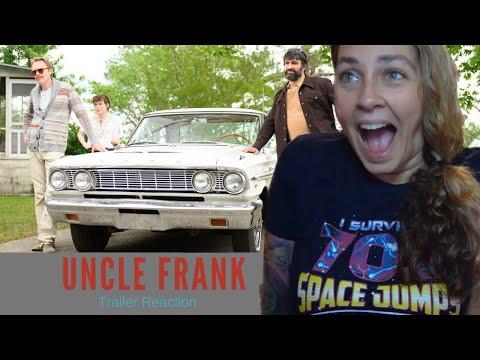 Uncle Frank Official Trailer Reaction   Amazon Prime Video