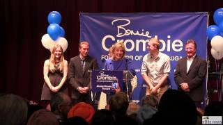 Mississauga mayor-elect Bonnie Crombie's speech