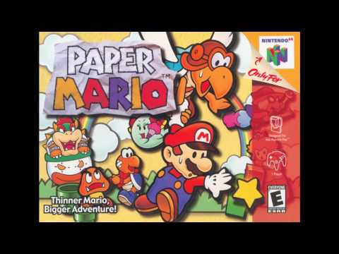 (N64) Paper Mario OST - Hey You!