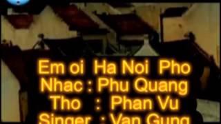 ] Em ơi Hà Nội Phố  Beat Karaoke