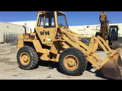 CASE WHEEL LOADERS/INTEGRATED TOOLCARRIERS W14 equipment video TVS9-OYSlos