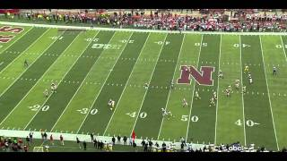 "Alfonzo Dennard vs Iowa 2011 ""Marvin Mcnutt"""