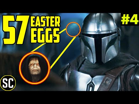 MANDALORIAN 2x04 Breakdown: Every Star Wars Easter Egg + PALPATINE Connection EXPLAINED