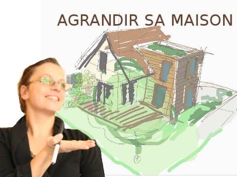 comment construire extension maison