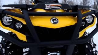 8. BRP Can-Am Outlander 1000XT: Introduction