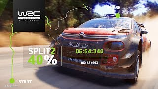 WRC 7 - the official game of the FIA World Rally Championship - available autumn 2017 - http://www.wrcthegame.com ▻ More WRC Videos: ...