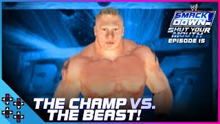 Video THE BEAST vs. THE JAPANESE SUPERSTAR FROM THE EAST - WWE SmackDown! Shut Your Mouth #15 MP3, 3GP, MP4, WEBM, AVI, FLV Juni 2018