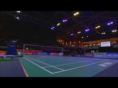 Finals - 2017 YONEX Dutch Open