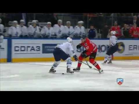 KHL Top 10 Goals for Week 2 / Лучшие голы второй недели КХЛ (видео)
