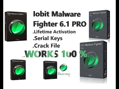 Iobit Malware Fighter 6.2  Pro License File With Some Serial Key | Best Easy Step Works 100 %