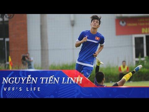 NGUYỄN TIẾN LINH ĐỘT PHÁ TẠI U19 ĐÔNG NAM Á 2016