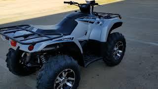 10. 2020 Yamaha Kodiak 450 SE