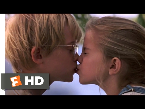 My Girl (1991) - First Kiss Scene (6/10)   Movieclips