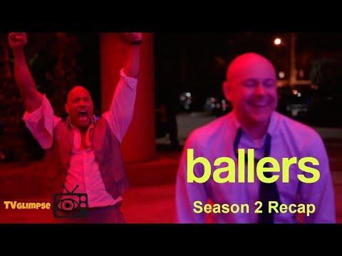 Ballers season 2 Recap