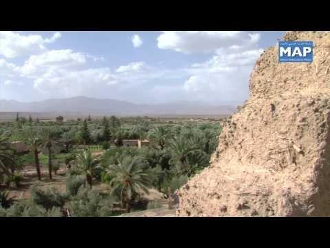 ريبورتاج بالأمازيغية حول قصبة آيت عبوا بورزازات