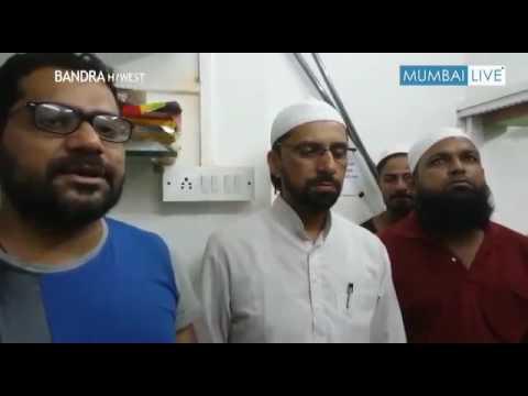 Video Bandra Hindu Muslim Unity I Mumbai Live download in MP3, 3GP, MP4, WEBM, AVI, FLV January 2017