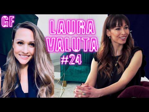 #24 Laura Valuta par go-getter statusu, šovu Stilistu Kaujas, Reiki filosofiju un meditāciju.
