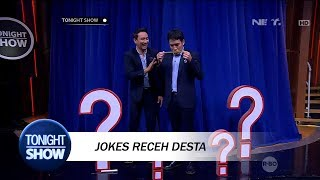 Video Nyoba Jokes Receh, Desta Justru Malu Sendiri MP3, 3GP, MP4, WEBM, AVI, FLV Mei 2018