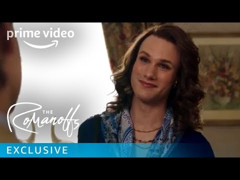 """The Romanoffs - Behind The Scenes: Episode 8 """"The One That Holds Everything"""" 
