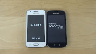 Samsung Galaxy Trend 2 Vs. Samsung Galaxy Trend - Which Is Faster? (4K)