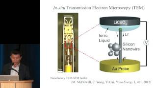 "Energy Conversion"" Yi Cui Materials Sciences and Engineering Stanford University Global Climate and Energy Project ..."