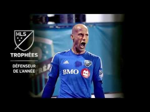 Laurent Ciman Défenseur de l'année de la MLS | 2015 MLS Defender of the Year