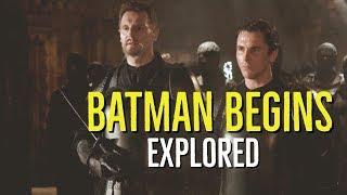 Video BATMAN BEGINS (2005) Story + Behind the Scenes Explored MP3, 3GP, MP4, WEBM, AVI, FLV Desember 2018