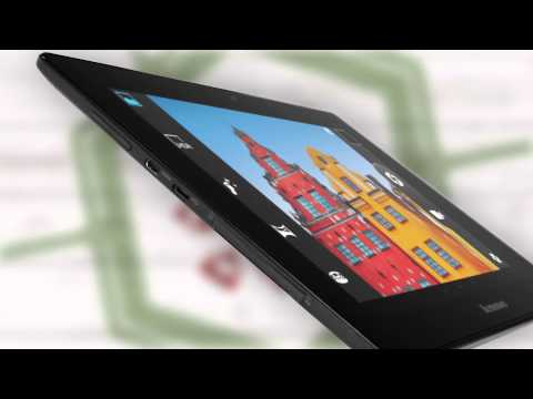 Lenovo S6000 Tablet Tour