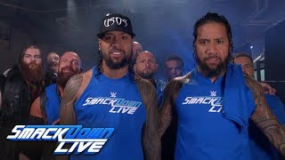 Nonton The Usos Rally Team Smackdown Ahead Of Survivor Series  Smackdown Live  Nov  13  2018 Film Subtitle Indonesia Streaming Movie Download