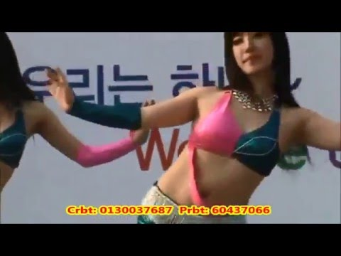 Korean Dance Team Performing on Nepali song