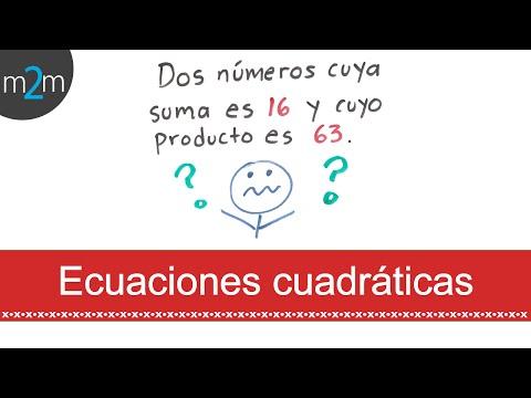 Probleme erzeugen quadratische Gleichungen - HD