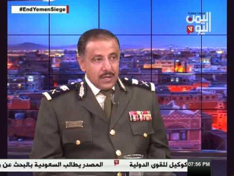 لقاء خاص مع وزير الداخلية 6 4 2017