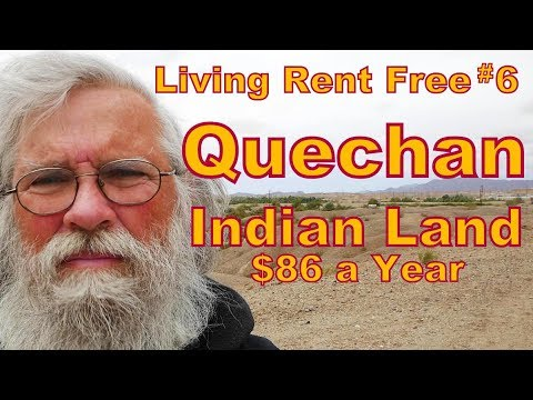 Cheap Camping   Quechan Indian Land