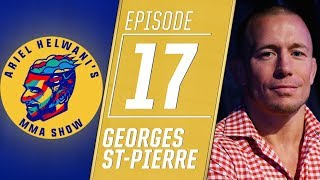 Video Georges St-Pierre says there is a 'big chance' he fights again in 2019 | Ariel Helwani's MMA Show MP3, 3GP, MP4, WEBM, AVI, FLV Desember 2018