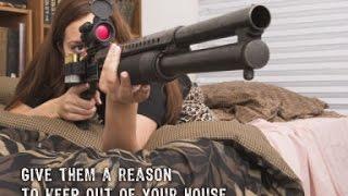 Video Quelles armes à feu pour la défense du domicile? MP3, 3GP, MP4, WEBM, AVI, FLV November 2017