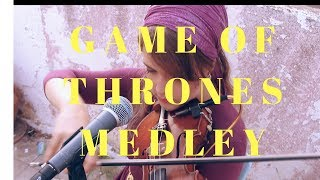 Thank you so much for watching!!!!! Did you recognize all 4 songs from Game of Thrones??? PS: http://www.patreon.com/ariella ...