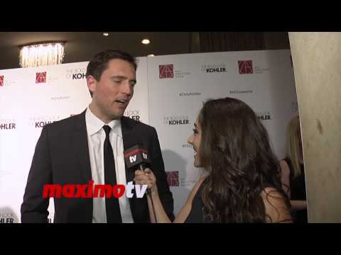 Owen Benjamin Interview ► 2014 Art Directors Guild Awards Arrivals ► Comedian / Actor