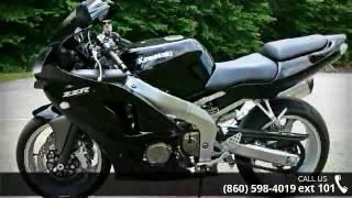 7. 2008 Kawasaki ZZR600  - Columbia Motorsports LLC - Columb...
