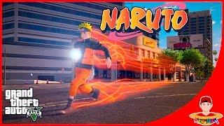 Video GTA V MOD (10) - Naruto Versi GTA V !! MP3, 3GP, MP4, WEBM, AVI, FLV Oktober 2017