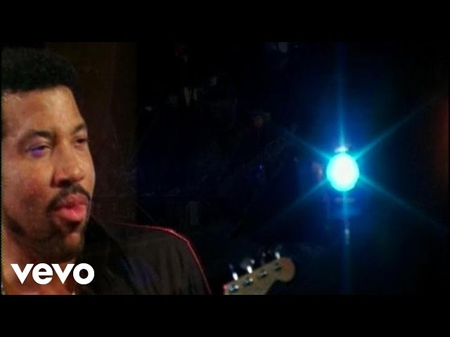 Lionel Richie - Why