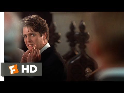 Four Weddings and a Funeral (1/12) Movie CLIP - With This Ring (1994) HD