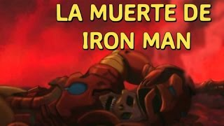 Video LA HORRIBLE MUERTE DE IRON MAN O TONY STARK - ALEJOZAAAP MP3, 3GP, MP4, WEBM, AVI, FLV Juni 2018