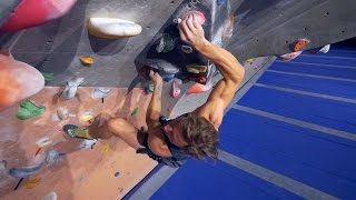 Alexander Mars Is Bouldering For The First Time In 2 Months! by Eric Karlsson Bouldering