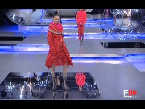 MARITHE + FRANCOIS GIRBAUD Fall Winter 2006 2007 Paris - Fashion Channel