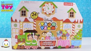 Video Disney Target Tsum Tsum Advent Calendar Exclusive Hidden Toys Review Opening | PSToyReviews MP3, 3GP, MP4, WEBM, AVI, FLV April 2018